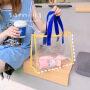 cute Transparent Small Waterproof PVC Storage Bag