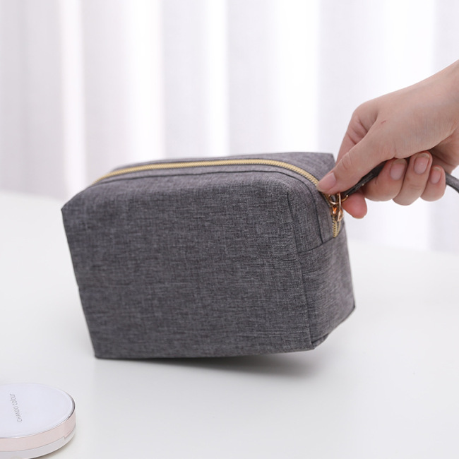 New Oxford cloth Travel Wash make up bag large capacity five piece portable waterproof storage bag factory stock