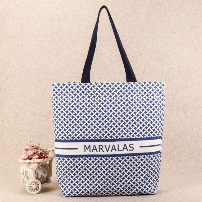 Factory spot canvas bag pure color blank student tutorial Cotton Bag Canvas bag wholesale can be printed logo