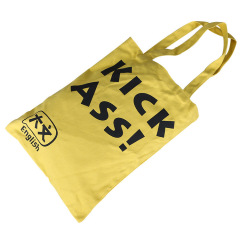 Student canvas bag customized advertising gift single shoulder cotton bag fashion printing shopping canvas bag customized logo