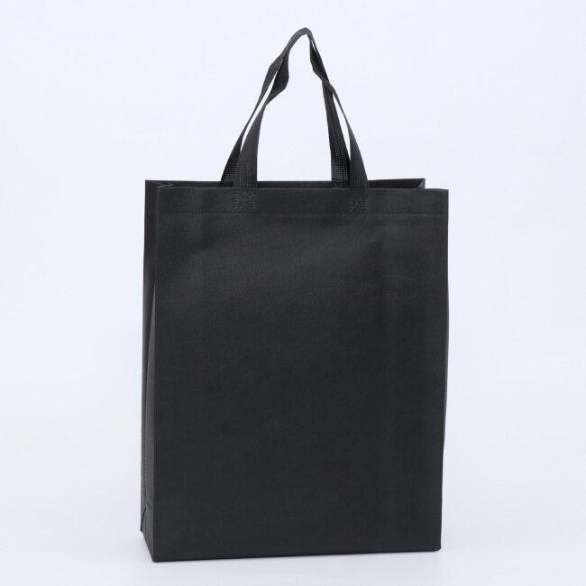 Non woven bag custom logo environmental protection film coated flat bag gift advertising take away shopping bag custom