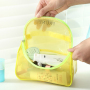 Toiletry Makeup Organizer Transparent Pouch