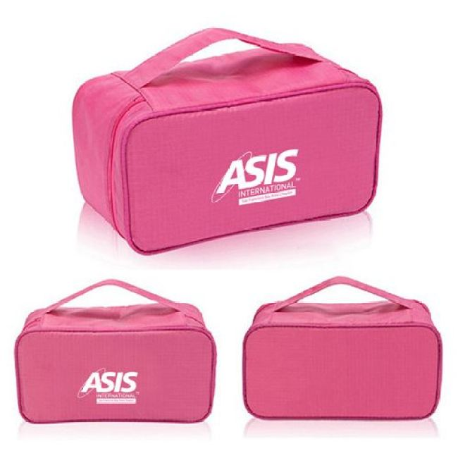 New Fashion Multifunction Travel Underwear Toiletry Bag