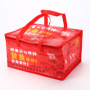 Nonwoven  Hot And Cold Tote Grocery Thermal Cooler bag Insulated