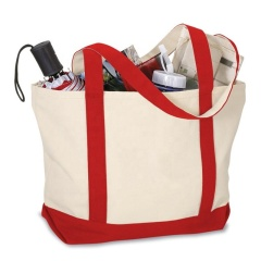 Reusable Eco Promotional Blank Tote Canvas Shopping Bag with Custom Printed Logo Linen Tote Bag