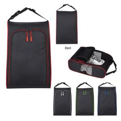 Wholesale high quality shoe bag matching travel shoe bag Original portable sports promotional shoe bag with handle