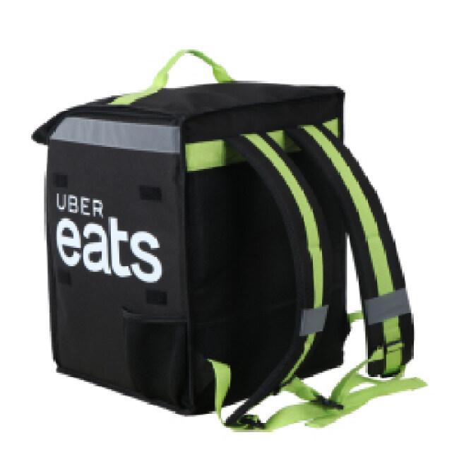 Fondofold Custom Factory Price Delivery Bagtelevisions Cooler Bags Sac De Livraison Ubered Eat Bag