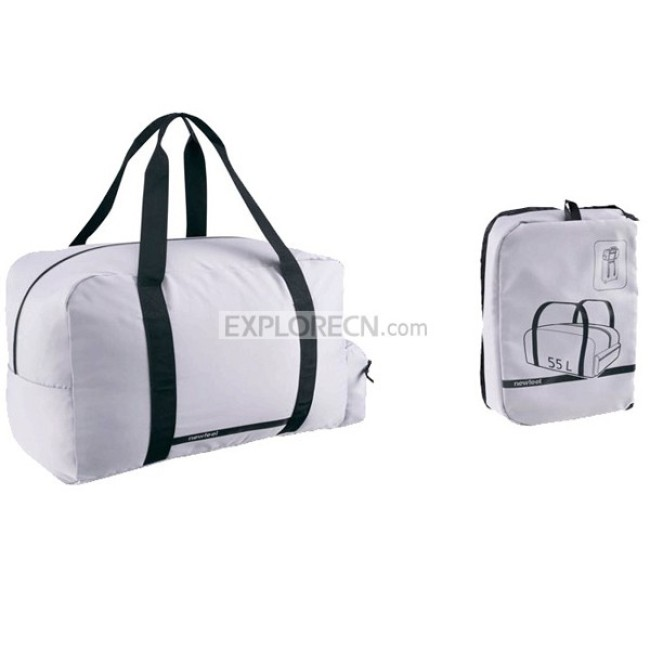 Collapsible sports travel bag