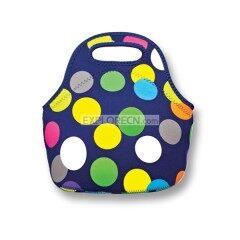 Neoprene shopping bag