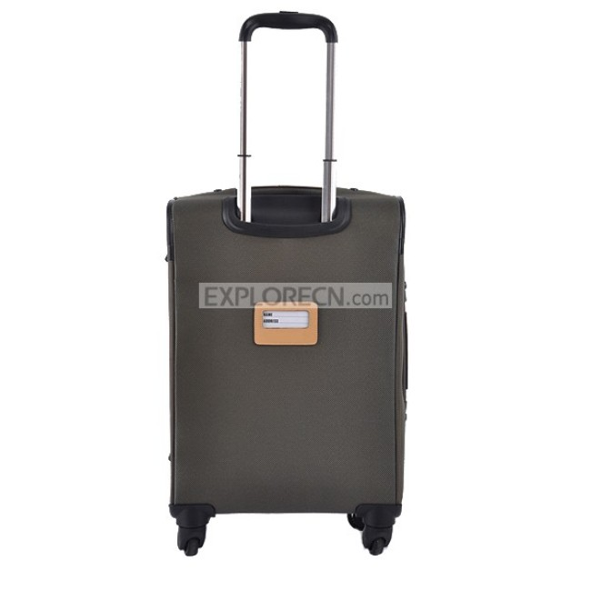 Men trolley travel bag