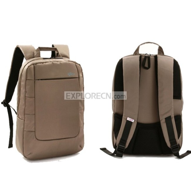 Waterproof ladies laptop backpack bag
