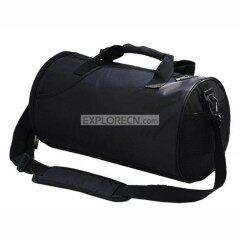 Cylindrical sport bag