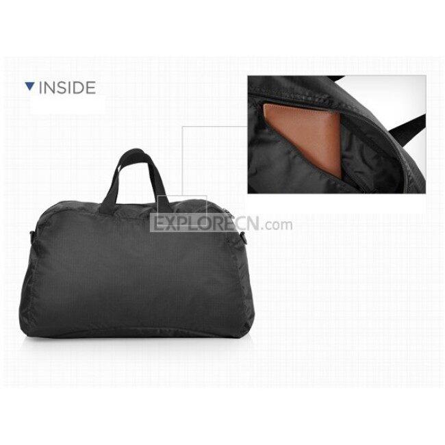 Foldable sport bag for trainings