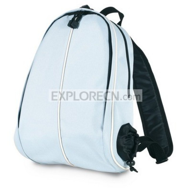 Waterproof polyester backpack bag