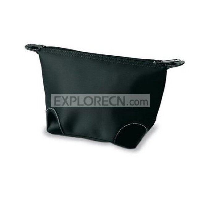 190T nylon cosmetic zipper bag