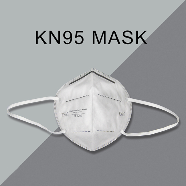 Kn95 disposable protective mask for keeping away from virus