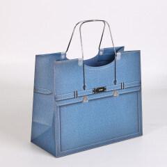Popular hot selling steel unique design paper bag