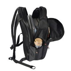 Business Fashion Custom Men's Travel Smart Waterproof 12.2 inch Laptop Backpacks