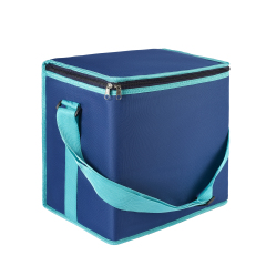 Fashionable insulated portable shoulder cooler bags office lunch cooler bag