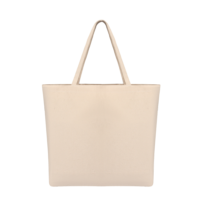 Hot Sale Cotton Shopping Tote Bag With Custom Logo Printed