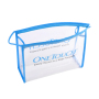 Wholesale Waterproof Woman Plastic PVC Pouch Bag Travel Custom Logo