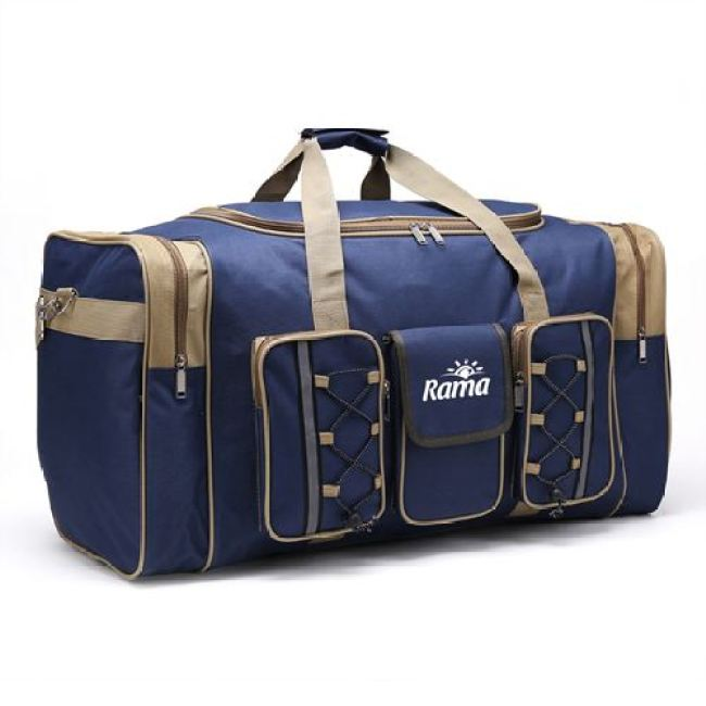 Folding Capacity Cowboy Men Travel Bags