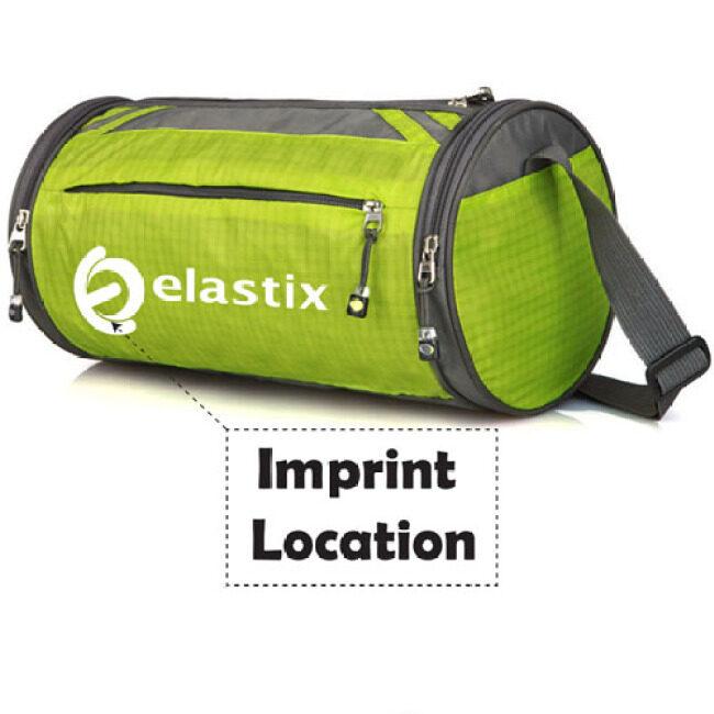 Unisex Nylon Fashion Design Sport Gym Bags