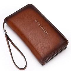 Mens Clutch Wallets Handy Bag