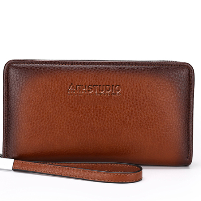 Mens Clutch Wallets Handy Bag