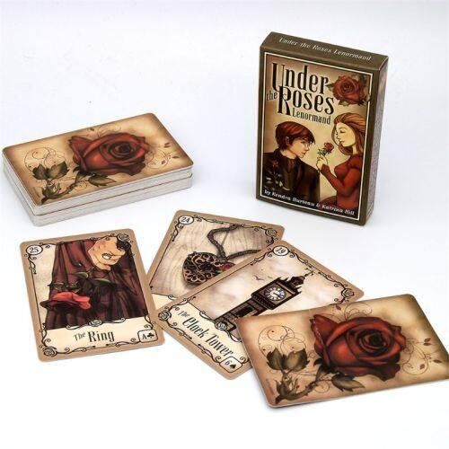 customized modern tarot deck cards card table game magical paper printing cards manufacturer