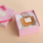 Wholesale custom kraft box with personal label hard paper gift boxes
