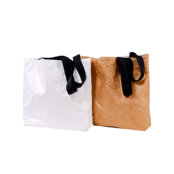 Big size washable dupont paper bag durable cosmetic bag