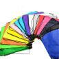 Hot selling 210d custom logo printed Promotional polyester string drawstring bag