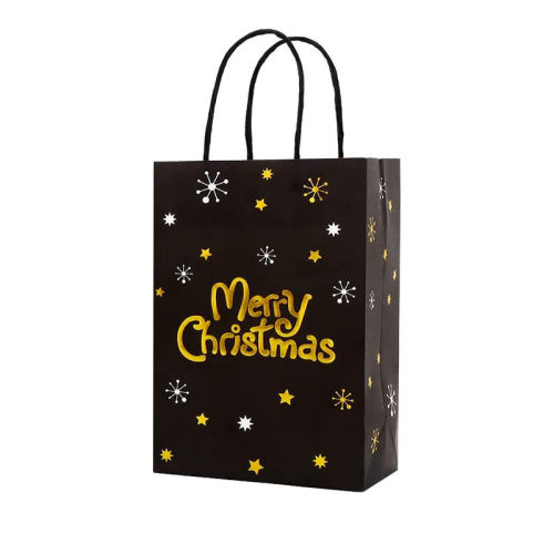 China Manufacturer Custom Printing Cheap Shopping Carry Packaging Recycled Brown Kraft Paper Bags For Coffee Brand Food Grocery