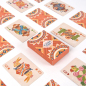 Early Education Exercise Children Paper Card Toys Wholesale Customized Animal Puzzle Board Game Card