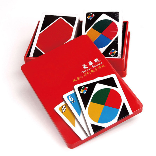 Advanced custom Unoc card table games playing cards students party entertainment supplies wholesale manufacturers