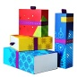Luxury Drawer Box Empty Rigid Cardboard Laminated High End Packaging Gift Box For Drink, Food