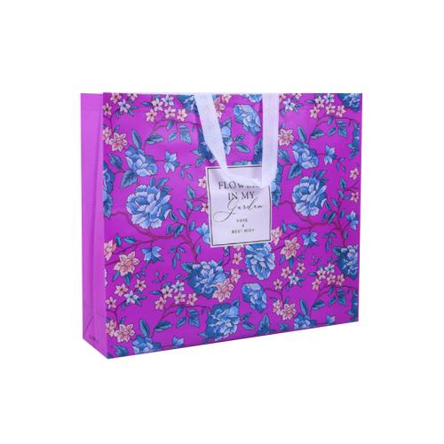 Reusable Large Loading Bearing Customized Matt laminated Shopping Bag PP Non woven Bag