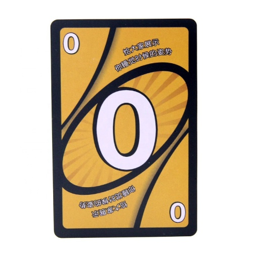 custom paper playing cards  Advanced multiplayer paper printing card game with iron box
