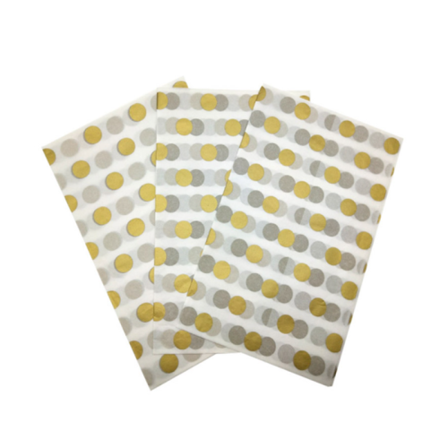 Wrapping Paper For Food Burger Sandwich Fruit Tissue Wrapping Paper With Custom Logo