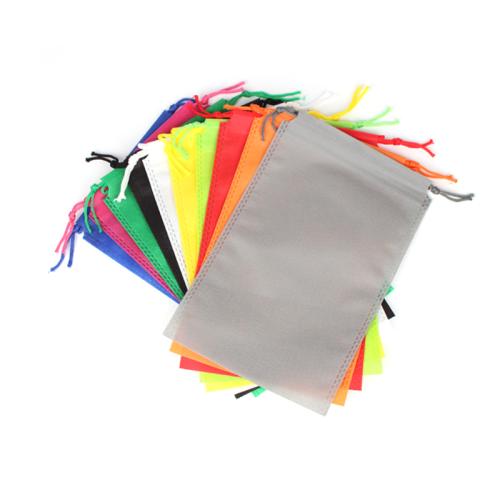 Eco friendly baby toys storage bag waterproof travel drawstring bags