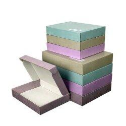 Wholesale custom gift box cover corrugated gifts plane box LOGO pattern custom