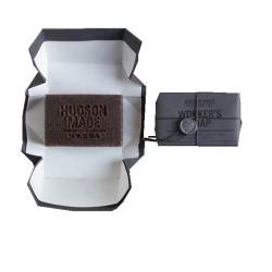 Wholesale Cheap Logo Design String Tie Custom Paper Soap Packaging Box