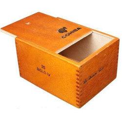 2017 China wholesale High End Small Natural Cigar Wooden Boxes