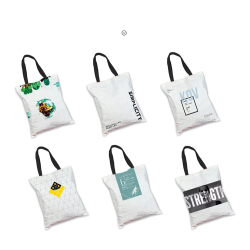Biodegradable waterproof paper bag eco-friendly dupont tyvek tote bag