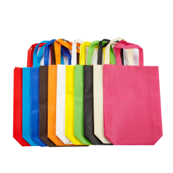 Eco-friendly PP Non Woven Shopping Bags Resuable Foldable Grocery Cheap Promotional Shopping Non Woven Bag
