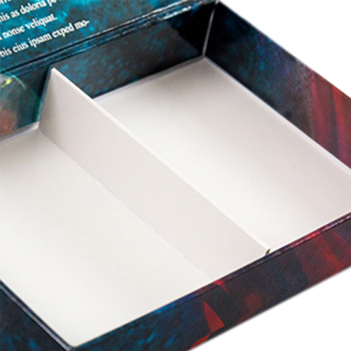 High quality paper 4C printed by your own design blank card game