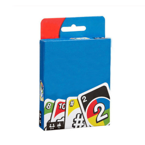 The manufacturer wholesales standard Yoplait card custom playing card family board game cards