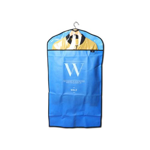 Luxury Custom Logo Garment Cover Non Woven Bag Wedding Dress Storage Bag