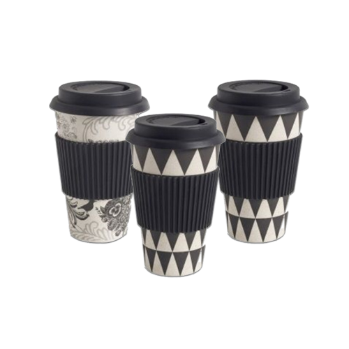 Custom Printing Black Double Wall Hot Drinks Coffee Ripple Paper Cups Offset Printing Shopping or Custom Custom Size Accepted